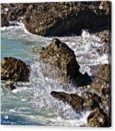Scenic Sea Acrylic Print