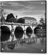 Scenic Shrewsbury Acrylic Print