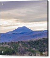 Scenic Vermont 1 Acrylic Print