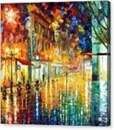 Scent Of Rain Acrylic Print