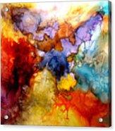 Scents Of Joy Acrylic Print
