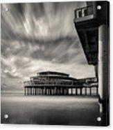Scheveningen Pier 1 Acrylic Print