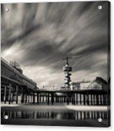 Scheveningen Pier 2 Acrylic Print
