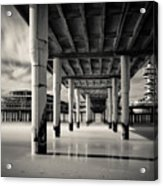 Scheveningen Pier 3 Acrylic Print