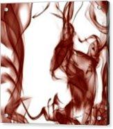 Schizophrenia Acrylic Print