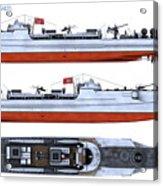 Schnellboot S100 Acrylic Print
