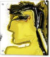 Schoene Griechin Acrylic Print