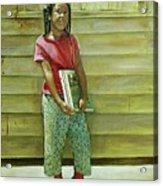 School Daze Acrylic Print by Curtis James