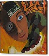 Schoolboy Fantasy Acrylic Print by Darren Stein