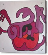 Schubert 2010 Acrylic Print