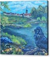 Schwabach Statthalter Acrylic Print