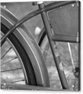 Schwinn Cycle Truck Acrylic Print