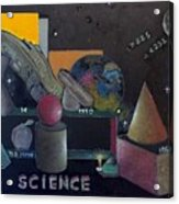 Science 101 Acrylic Print