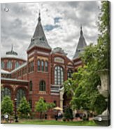 Science And Arts Building Acrylic Print