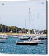Scituate Harbor Acrylic Print