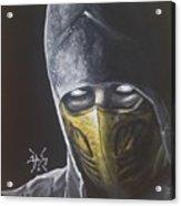 Scorpion Acrylic Print