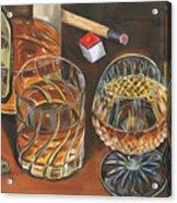 Scotch Cigars And Poll Acrylic Print