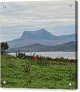 Scotland Landscape IIi Acrylic Print