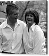 Scott And Sandi 3 Acrylic Print