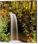 Scott Falls Acrylic Print