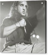 Scott Stapp Of Creed Acrylic Print