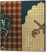 Scottish Arabian Acrylic Print