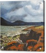 Scottish Lowlands Acrylic Print