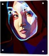 Screen Acrylic Print