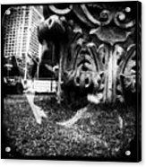 Sculpture Acrylic Print
