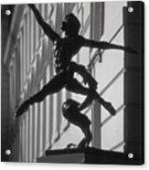 Sculpture London  Acrylic Print