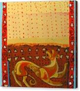 Scythian Gold 3 Acrylic Print