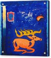Scythian Gold 4 Acrylic Print