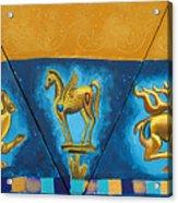 Scythian Gold 5 Acrylic Print