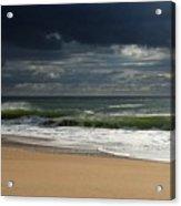 Sea And Sky - Jersey Shore Acrylic Print