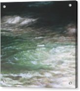 Sea At Night 160 X 220 Cm Acrylic Print