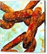 Sea Chain Acrylic Print