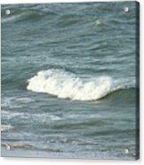 Sea Crest Acrylic Print