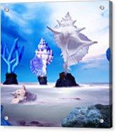Sea Dancers Acrylic Print