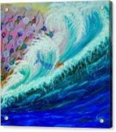 Sea Fantasy Acrylic Print