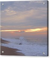 Sea Foam I I I Acrylic Print
