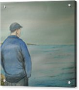 Sea Gaze Acrylic Print