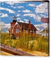 Sea Girt Lighthouse Acrylic Print