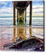 Sea Level Acrylic Print