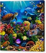 Sea Of Beauty Acrylic Print