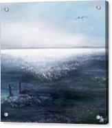 Sea Of  Glass Acrylic Print
