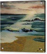 Sea Of Shells Acrylic Print