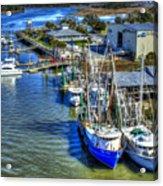 Sea Ray Of Savannah  Acrylic Print
