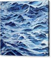 Sea Rhythms Acrylic Print