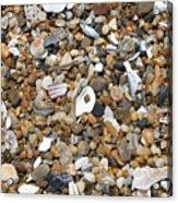 Sea Rocks Acrylic Print