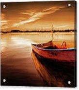 Sea Scape 01 Acrylic Print